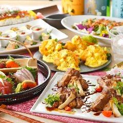 これからの各種お集まりに【京町しずく】の宴会コース