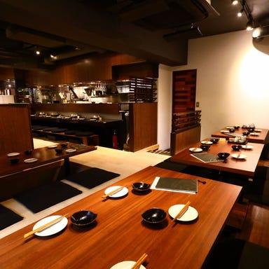 餃子創作料理 居酒屋 十色  店内の画像