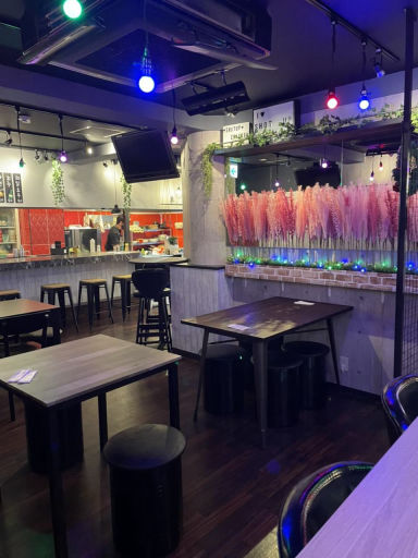 韓国料理 アックジョン ロデオ  店内の画像