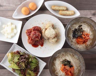 韓国料理 アックジョン ロデオ  メニューの画像