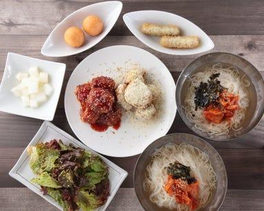 韓国料理 アックジョン ロデオ  こだわりの画像