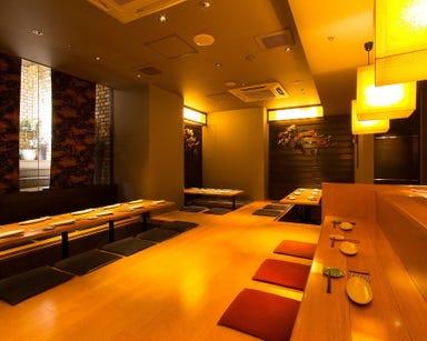 創作和食 あにゅー 心斎橋 店内の画像