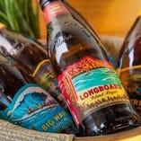 ハワイの地ビールコナビール各種ご用意!ぜひお試しください♪