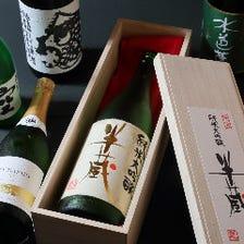 鮨に合う日本酒の厳選ラインナップ