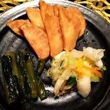 お新香 栃木県芳賀からの幻の味噌漬けです。