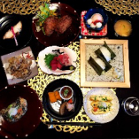 栃木産軍鶏スペシャルコース