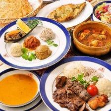 本場のトルコ料理