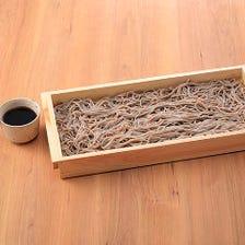 宮城県産 蔵王蕎麦粉使用