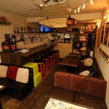 アットホームで心地良い居酒屋 40ozフォーティーオンス海老名 店内の画像