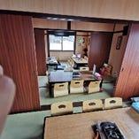 【2階】ゆったり広々!座椅子を完備◎完全個室のお座敷席(6~8名)