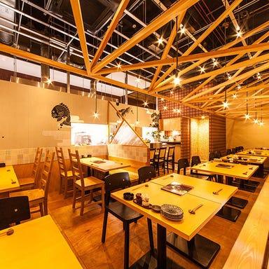刺身と魚飯 FUNEYA 近江八幡店 店内の画像