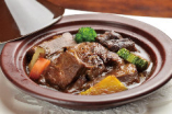 国産牛のビーフシチューランチ<Beef Stew>