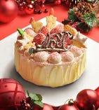 クリスマスケーキ【ガトーフレーズ】15cm