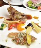 プレミアムランチコース<Premium Lunch>