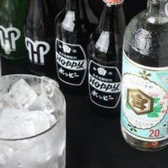 お酒がすすみます!! 夏はやっぱりビール&ホッピー!!