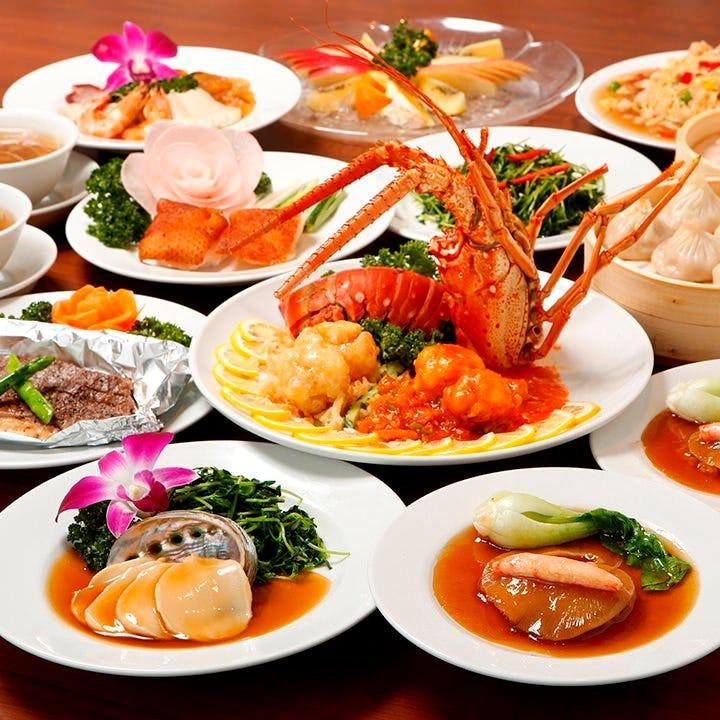 忘新年会コースで豪華料理をお得に!