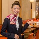 真心こめた最高の接客を♪ 萬源酒家は他にはない最高の笑顔と接客でお客様をおもてなし致します♪是非一度足をお運びください!
