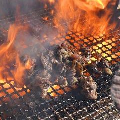 藤が丘 宮崎鶏炭火焼 かりで