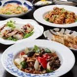 ◆宴会コース◆ 麻婆豆腐、餃子、串カツなどお酒に合う逸品揃い