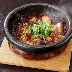 劉麻婆豆腐(土鍋入り)