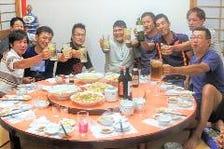 ◆宴会は人気の飲み放題がおススメ!