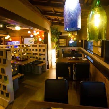 あぐーしゃぶしゃぶ・沖縄料理 かふう  店内の画像