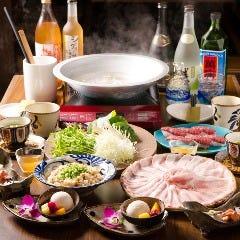 あぐーしゃぶしゃぶ・沖縄料理 かふう