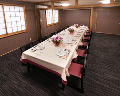 榮鳳 チャイニーズレストラン  店内の画像
