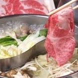 食べ放題コースに三大和牛を食べ比べできるセットもございます!