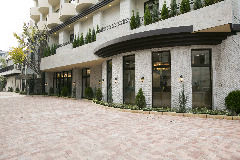 Hotel Seiyoken Restaurant Lounge