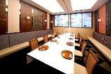 三密回避のレストラン個室でお祝い・偲ぶ会などご利用ください