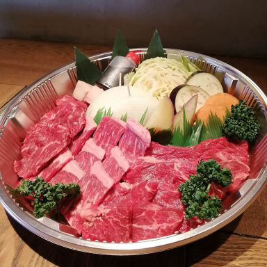 牧草牛・赤身肉専門店 レットイットビーフ 肥後橋 メニューの画像