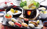 【期間限定】季節の上握り寿司御膳