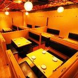 ◇◆肉VS魚 個室居酒屋 肉浜 新橋店 貸切のご紹介◆◇