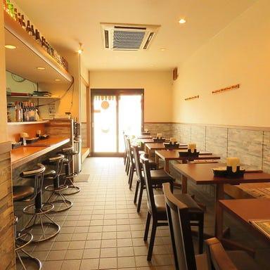 ハーブスパイスキッチン 生野店  店内の画像