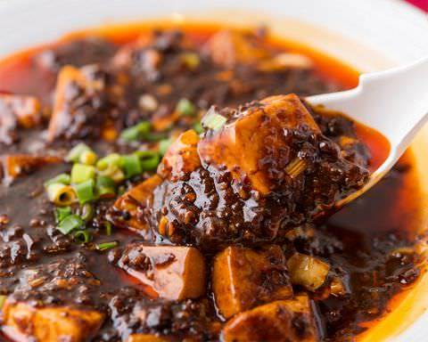 本場・成都の陳麻婆豆腐料理が美味しいと評判になり、