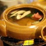 【季節感】旬の食材を生かしたお料理をご提供いたします。