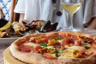 Pizzeria Da Gino 白山店  こだわりの画像