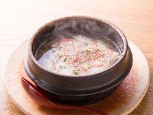 * サムゲタン風薬膳スープ *