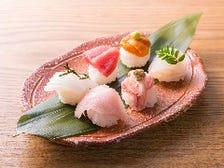 * ちっちゃい手まり寿司 *