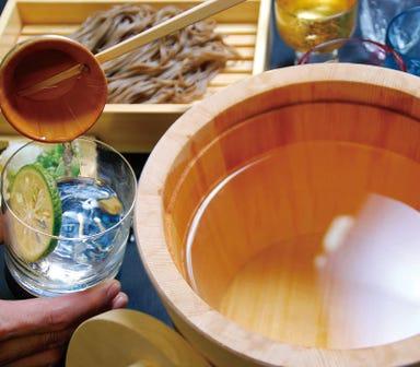 日本酒バル さわら (UMEKITA FLOOR) こだわりの画像