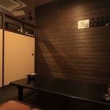 座敷席半個室(2~6名様)3部屋