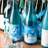 季節限定、プレミアム銘柄をはじめ、日本酒・焼酎も豊富にご用意