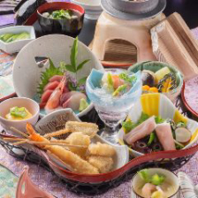 【限定20食】 ふじ丸 花かご釜飯膳