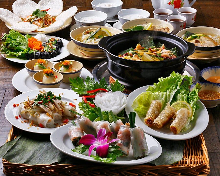 ベトナムレストランカフェ カムオーン 江坂店