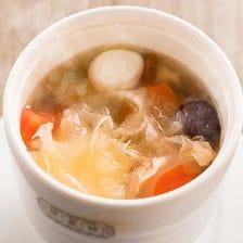 オリジナル季節薬膳スープ