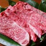 ウメを食べて健康に育った大阪のブランド牛『ウメビーフ』