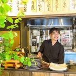 九州の食の魅力を伝えたい。その一心でオープンしました。