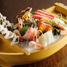 魚々十宴会コース〈全9品〉宴会・飲み会