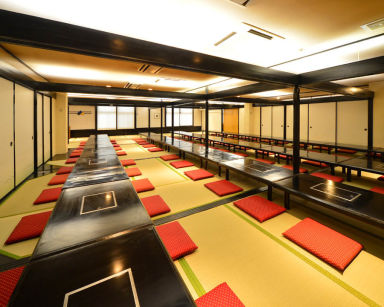 寿司割烹 寿司御殿 赤池本店 店内の画像